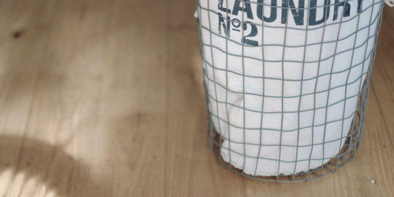Hvorfor er vasketøjskurven vigtig?